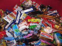 Süßigkeiten  overkill