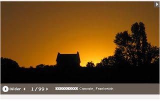 Sonnenuntergang für EINSWEITER/ Sonnenbank 2
