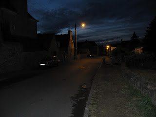 Urlaub in der Bretagne 2012 – Trégastel Nachtwanderung, 4. Tag