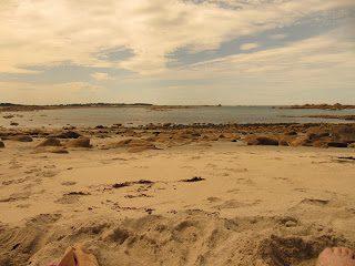 """Urlaub in der Bretagne 2012 – """"Oh ich war am Strand, das hat mich ja so entspannt"""", 7. Tag"""
