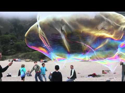 Seifenblasen – Giant Bubbles