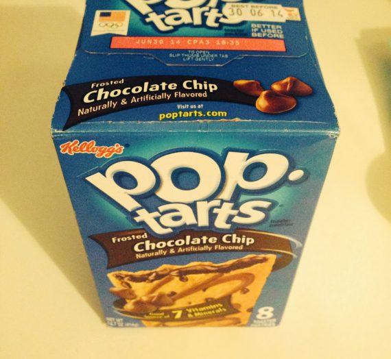 Kellog's Pop Tarts – Chocolate Chip
