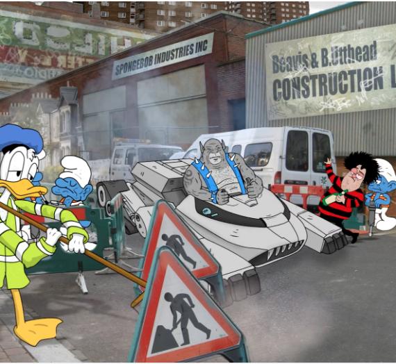 Comic-Helden von damals…und was sie heute so machen