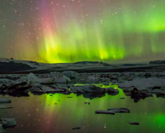 Elemental Iceland – Time Lapse Video