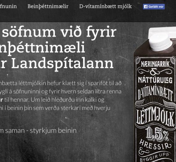 Update: Isländische Werbung auf unserer Seite