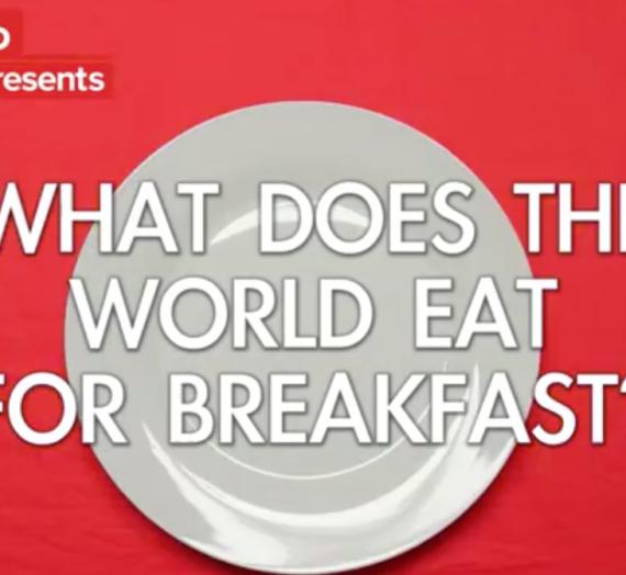 Frühstücken wie ein (bald sehr dicker) Kaiser