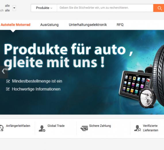 Alibaba.com: Internetshop der Skurrilitäten