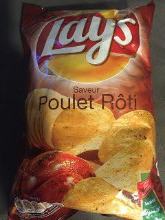 Chips im Test: Lays Poulet Rôti