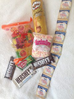 Süße Post von den Philippinen