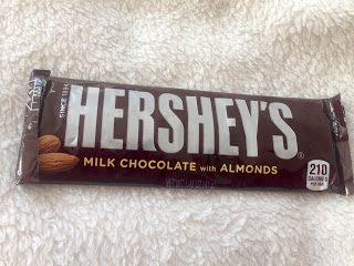 Hershey´s Milk Chocolate with Almonds
