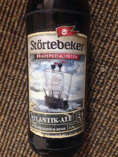 Craft Beer Test V: Störtebecker Atlantik Ale