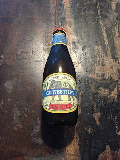 Craft Beer Test VI: Anchor Brewing Go West India Pale Ale