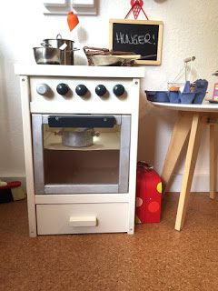 Update: Eine DIY- Kinderküche für Kind Katz