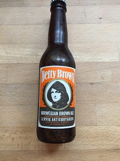 Craft Beer Test VII: Betty Brown Norwegian Brown Ale