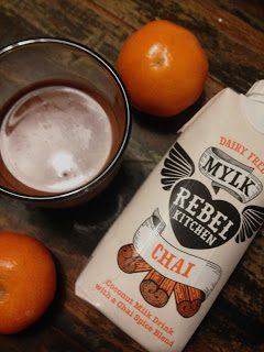 Ein gesoffener Adventskalender #12: Dairy Free Mylk Rebel Kitchen Chai