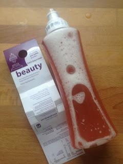 Fertig: Quickcap Beauty Peach Tea Flavoured