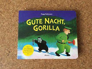 """Die erste echte Gute-Nacht-Geschichte: """"Gute Nacht Gorilla"""""""