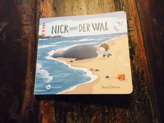 Schöne Kinderbücher: Nick und der Wal