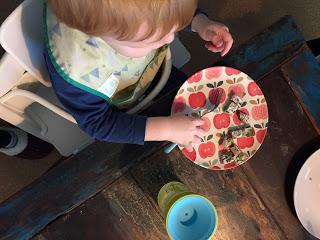 Osterkresse ziehen: Und schließlich essen- Brot, Frischkäse, Kresse