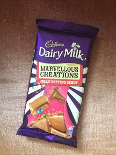 Cadbury Dairy Milk – Marvelous Creations: Jelly Popping Candy