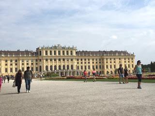 Wien: In Schloß Schönbrunn fühlt man sich wie Sissi