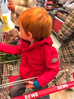 12 von 12: Einkauf bei Rewe