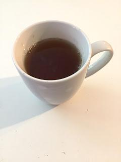 12 von 12: Eine Tasse Wehentee