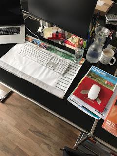 12 von 12 im September: Zurück an den Schreibtisch