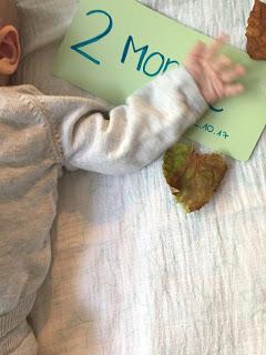 12 von 12 im Oktober: Das Kind ist schon zwei Monate alt