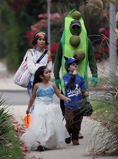 Halloween und der 11.11.: Kostümzeit
