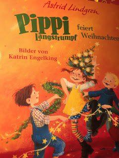 Ein gelesener Adventskalender #9: Pippi Langstrumpf feiert Weihnachten