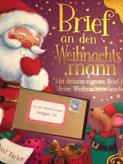 Ein gelesener Adventskalender #12: Brief an den Weihnachtsmann