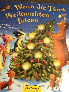 Ein gelesener Adventskalender #11: Wenn die Tiere Weihnachten feiern