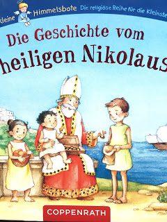 Ein gelesener Adventskalender #6: Die Geschichte vom heiligen Nikolaus