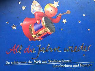 Ein gelesener Adventskalender #4: All die Jahre wieder – So schlemmt die Welt zur Weihnachtszeit