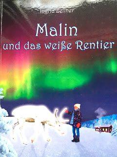 Ein gelesener Adventskalender #1: Malin und das weiße Rentier