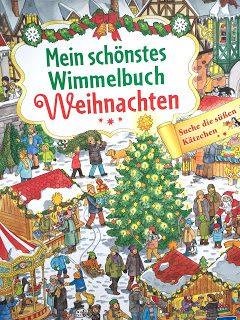 Ein gelesener Adventskalender #3: Mein schönstes Wimmelbuch Weihnachten