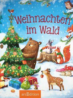 Ein gelesener Adventskalender #20: Weihnachten im Wald