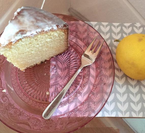 Backen mit Kindern: Zitronenkuchen