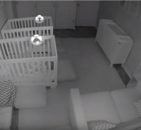 Geräusche aus dem Kinderzimmer: das Babyphone.