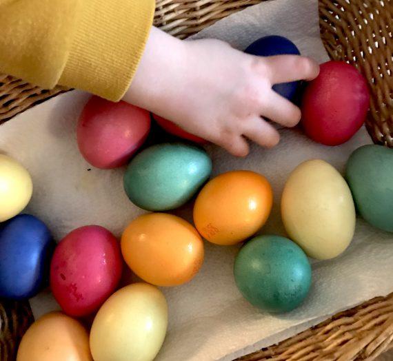 Wochenrückblick #128: Ostern in Bildern