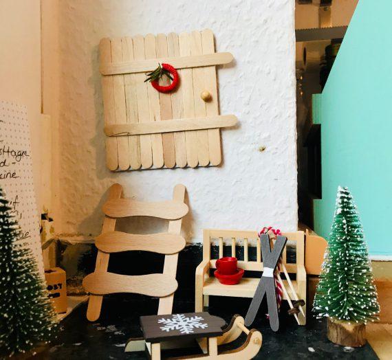 Unser Weihnachtswichtel Nils (mit Bauanleitung)