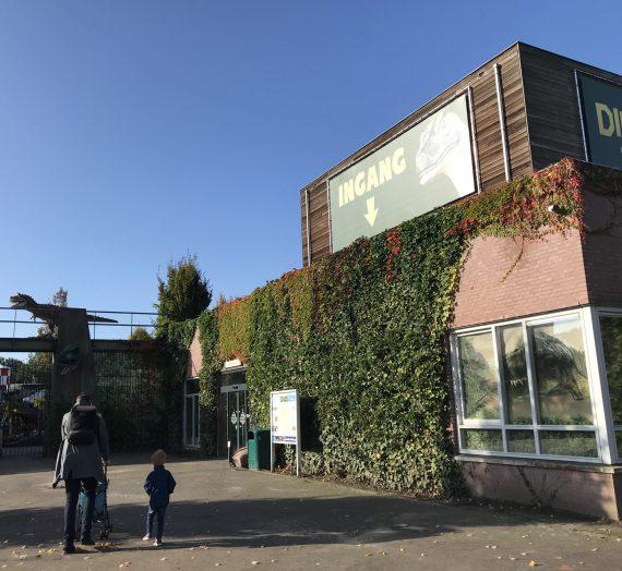 Ausflug mit Kindern: Das Dinoland Zwolle