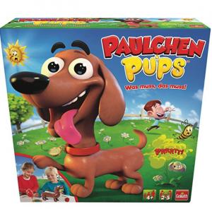 Paulchen Pups Spiel