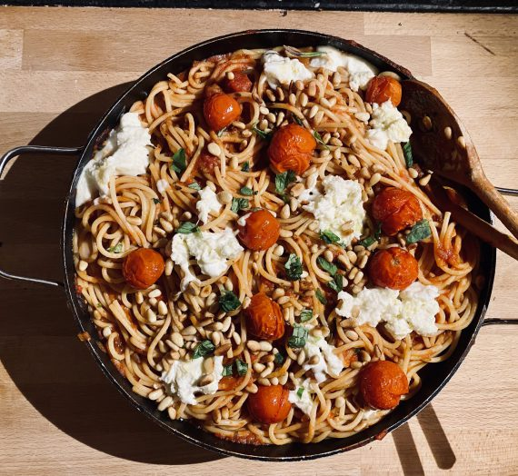 Die beste Tomatensauce der Welt