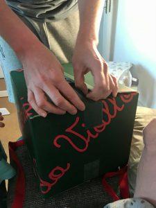 Geburtstag Geschenk Geburtstagsgeschenk La Vialla Paket