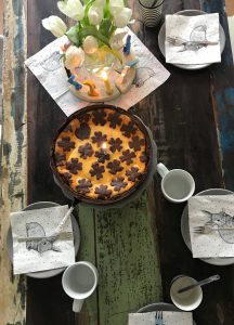 Geburtstag Kuchen Geburtstagskuchen Russischer Zupfkuchen
