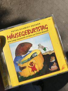 Mäusegeburtstag CD Petra Schmidt- Decker