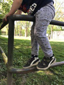 Kind Balancier Stange