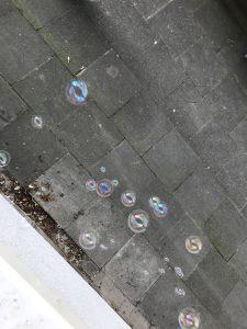 Geburtstag Seifenblasen
